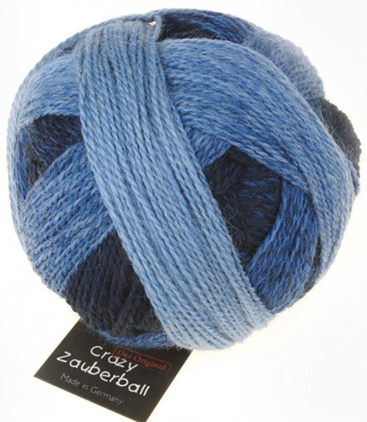 Zauberball Crazy Stone-Washed
