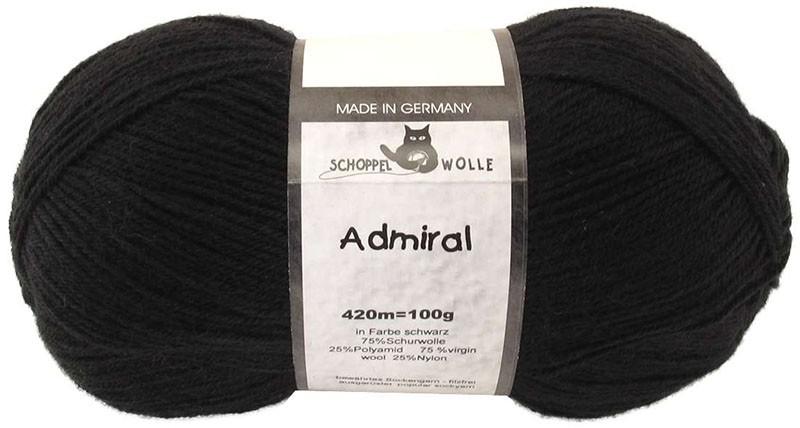 Admiral 880 Schwarz